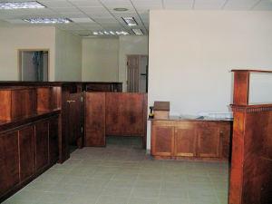 bank installation