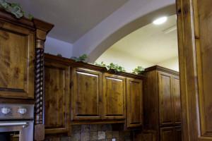Mediterranean kitchen (3/7)